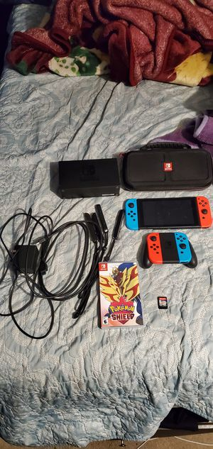 Nintendo Switch Bundle for Sale in Arvin, CA