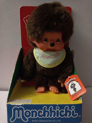 Monchhichi doll retro vintage toy for Sale in Sacramento, CA