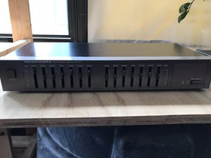 vintage marantz stereo graphic equalizer EQ-432 for Sale in Titusville, FL
