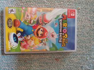 Mario + Rabbids Kingdom Battle - Nintendo Switch Game for Sale in San Antonio, TX