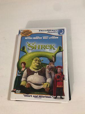 Shrek DVD for Sale in Scottsdale, AZ