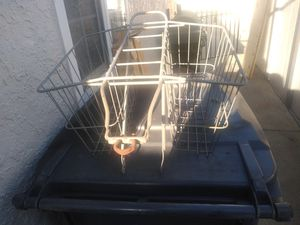 rear bike besket for Sale in Los Alamitos, CA