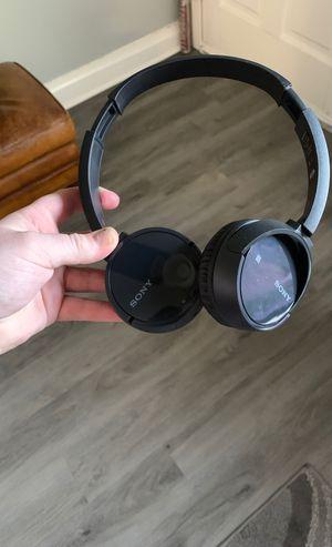 Bluetooth Sony headphones for Sale in Abilene, TX