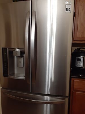 Samsung refrigerator 27 Cubic Feet for Sale in Houston, TX