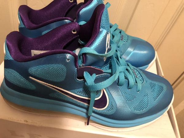 ac6d48852e4e Lebron 9s hornets for Sale in New Braunfels