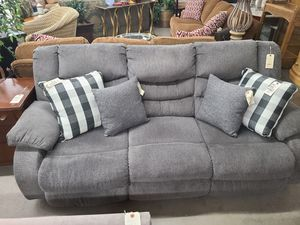 Gray recliner Sofa & Chair 🪑 Another Time Around Furniture 2811 E. Bell Rd for Sale in Phoenix, AZ