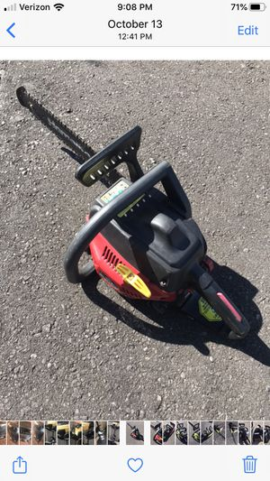 "Homelite gas chain saw. 16"". Works well for Sale in Waterford Township, MI"
