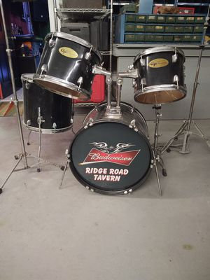 Five piece groove percussion drum set. for Sale in Brooksville, FL