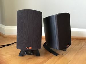 Klipsch ProMedia 2.1 THX Speakers for Sale in Alexandria, VA