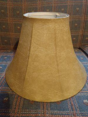 Medium size lamp shade for Sale in Newton, KS