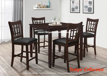 NEW, 5-PC Countr Height Dining Set, SKU# 7856 for Sale in Huntington Beach,  CA