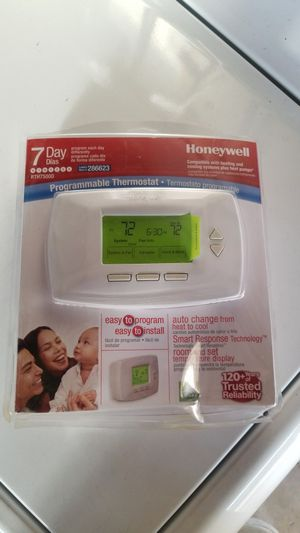Honeywell Thernostat for Sale in Los Angeles, CA