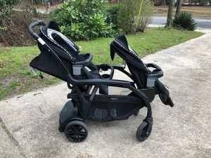 Graco Modes Duo Double Stroller for Sale in Woodhaven, MI