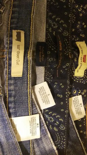 Levi jeans for Sale in Port Richey, FL