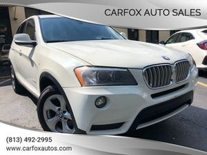2012 BMW X3 for Sale in Tampa, FL