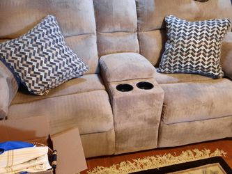 Reclining Sofa And Loveseat for Sale in Port Richey,  FL
