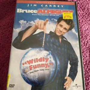 BRUCE ALMIGHTY (DVD) for Sale in Phoenix, AZ