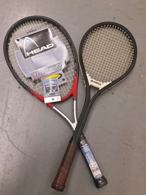 Tennis Rackets - BRAND NEW - MAKE OFFER - MOVING!!! for Sale in Seattle, WA