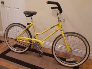 "Old skool vintage 82 murray cruiser 24"" bmx klunker bike with gusset for Sale in Santa Ana, CA"