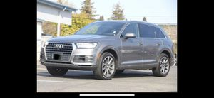2017 Audi Q7 Quattro!!! Parts Only serious buyers only for Sale in San Jose, CA