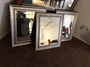 Wall Hanging Mirrors for Sale in Palmdale, CA