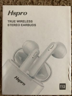 HSpro Wireless Stereo Earbuds for Sale in Columbus, OH