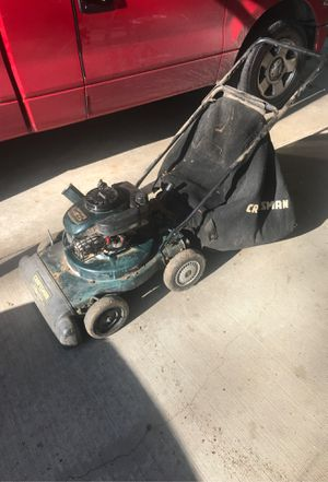 Craftsman yard vacuum/chipper/shredder/blower for Sale in St. Peters, MO