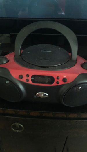 CD player and radio for Sale in Chandler, AZ