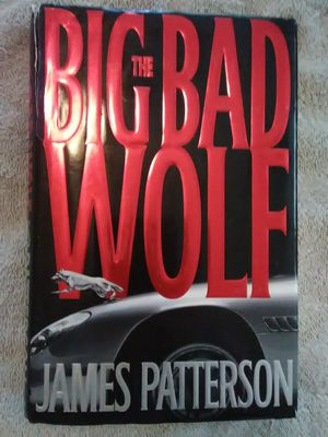 The Big Bad Wolf by James Patterson for Sale in San Tan Valley, AZ