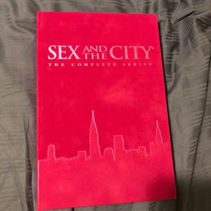 Sex and the City - The Complete Series for Sale in Calimesa, CA
