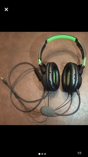 Turtle Beach Recon 50X Gaming Headset for Sale in Baltimore, MD