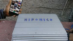 Hifonics. Brutus 2ch 1000watts for Sale in Los Angeles, CA