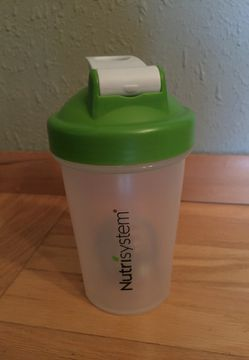 Nutrisystem Blender Bottle Shaker for Sale in Tualatin,  OR