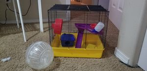 Hamster cage set up for Sale in Vancouver, WA