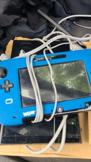Nintendo wii u for Sale in Manteca, CA