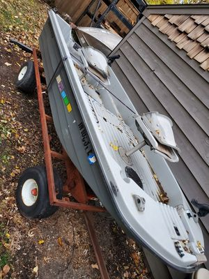 bass tender 11.3 fishing boat for Sale in Elmhurst, IL