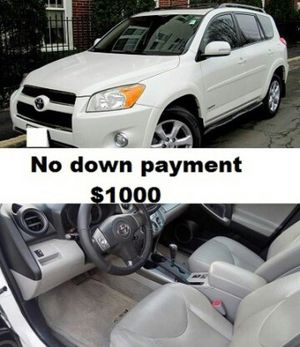 2009 Toyota RAV4 Price$1000 for Sale in Gulfport, MS