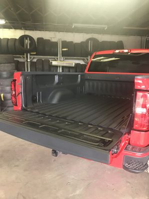 Spray in bedliner. Pickups, tow trucks, forklifts... you name it- I'll spray it. for Sale in Cleveland, OH