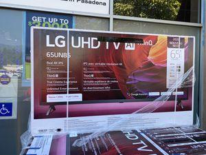 65 INCH LG UN850 ! 2020 LG SMART 4K TVS 1 YEAR WARRANTY for Sale in Burbank, CA