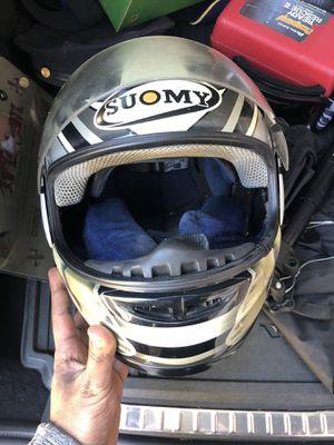 Suomy Motorcycle Helmet for Sale in Queens, NY