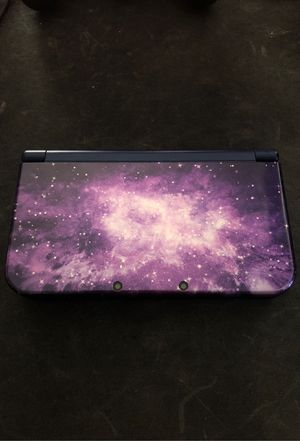 New Nintendo 3DS XL Galaxy edition + Mario Kart 7 for Sale in Paramount, CA