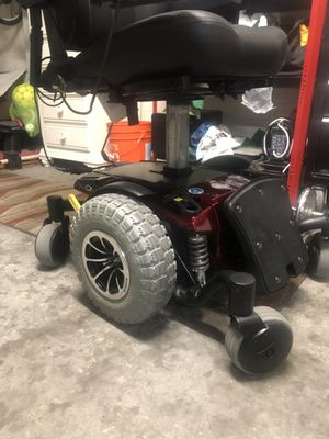 Costume made power wheelchair JAZZY Quantum for Sale in Young, AZ