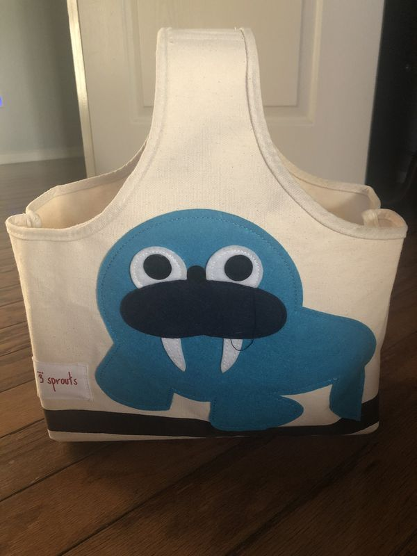 Changing table Caddy & Stroller Organizer