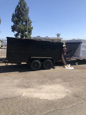 New 2020 dump trailers for Sale in Rialto, CA