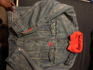 Supreme x Levi Reversible Jacket RARE! for Sale in Aloma, FL