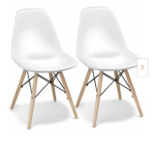 New dining chairs set( 2 pieces) for Sale in Hacienda Heights, CA