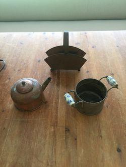 Solid copper housewares for Sale in Jupiter,  FL