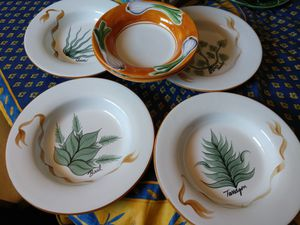 Lourie gates Los Angeles pottery bowls for Sale in Westminster, CO