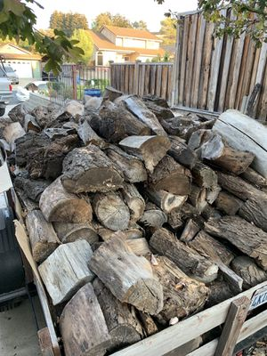 Mixed firewood Extremely seasoned Will deliver locally- East county for Sale in Concord, CA