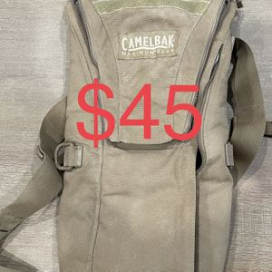 CamelBak 3L Hydration Backpack (Coyote) $45 for Sale in Hayward, CA